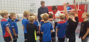 Dé volleybalvereniging van Zwolle Zuid voor iedereen van jong tot oud.